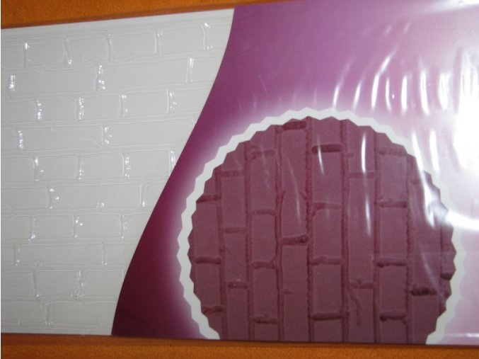 Textura - cihličky