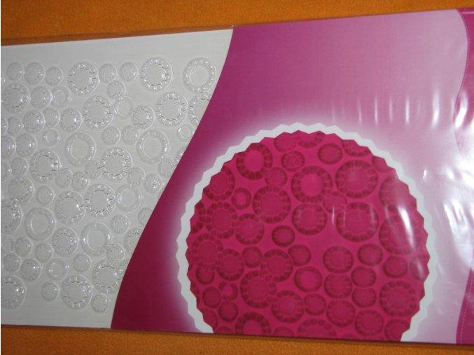Textura - bublinky ozdobné