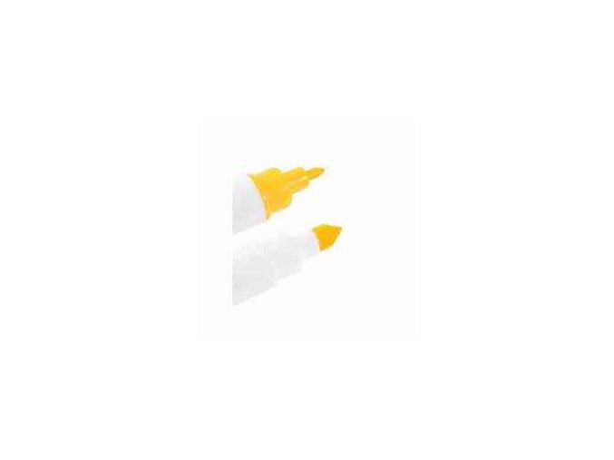 Fix oboustranný Modecor - žlutý