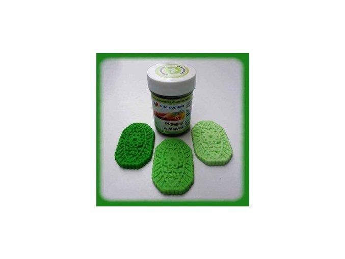 Food Colours -  pistáciově zelená kelímek 35 g