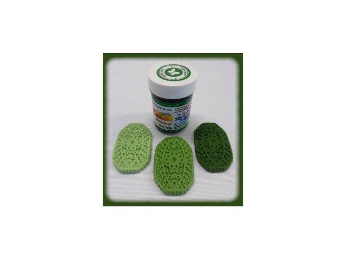 Food Colours - tmavě zelená kelímek 35 g