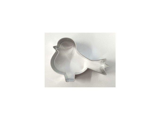 Ptáček - kov