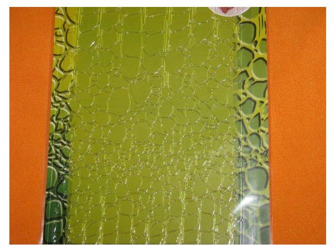 Textura - krokodýl