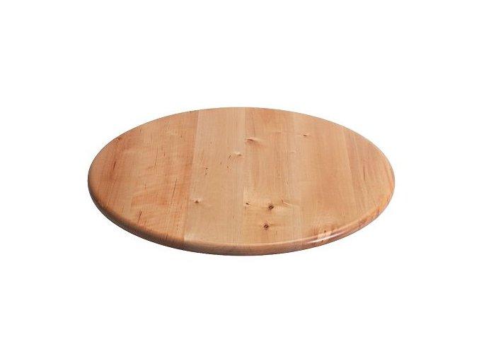 Stojan dřevěný otočný