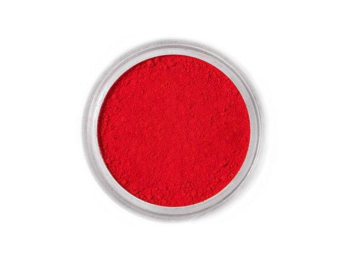 Červená F - prachová - 1,5 g - Burning
