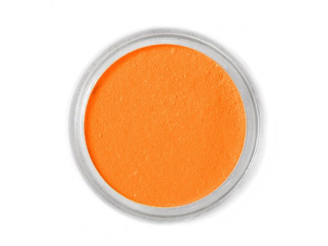 Mandarinková, oranžová F - prachová - 1,7 g - Mandarin