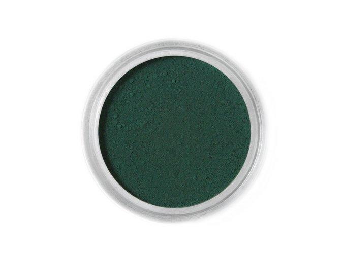Olivově zelená F - prachová - 1,2 g