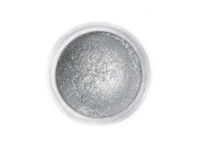 Fractal - Silver Sparkling Shine