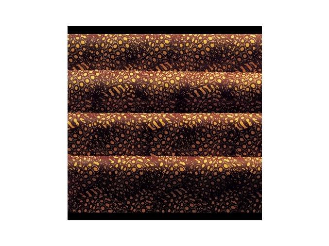 Čokotransfer folie - Tevud oranž