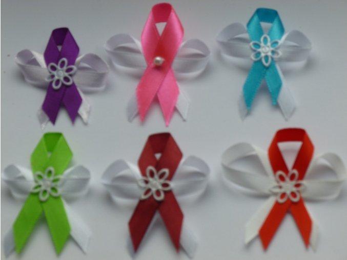 Mašličky střední různé barvy II