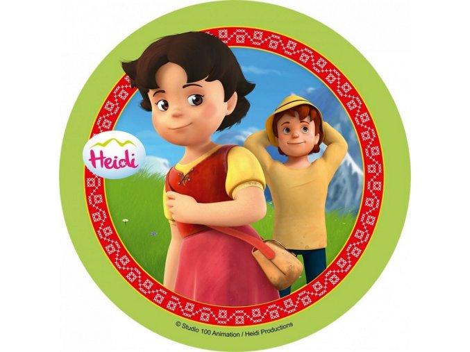Heidi děvčátko 4