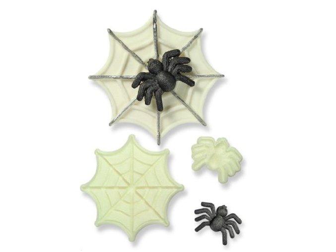 Pavouk a síť otiskovač