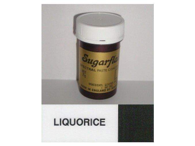Liquorice - černá - SF