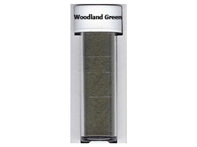 Woodland Green - prachová
