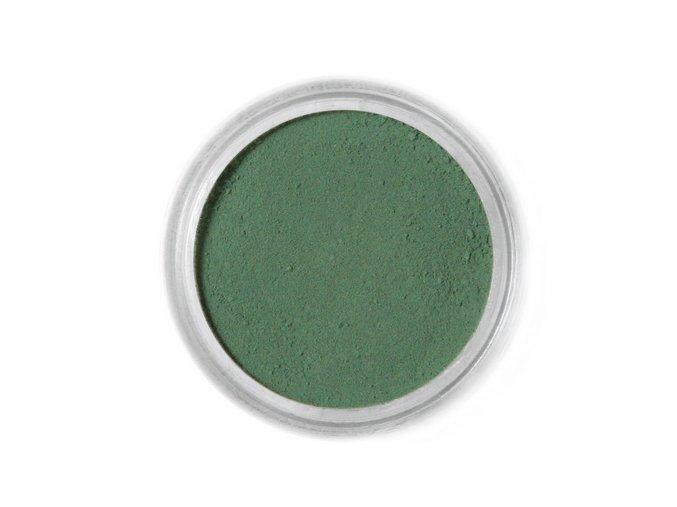 Grass Green tmavá F - prachová - 4 g