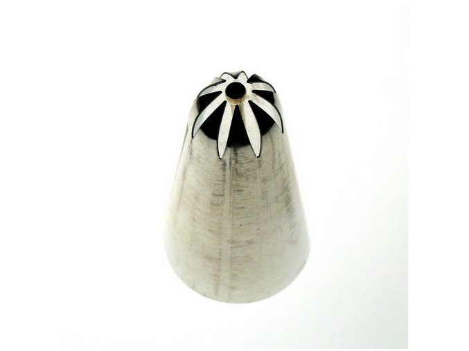 Špička velká pr. 10 - 8 zubů se středem