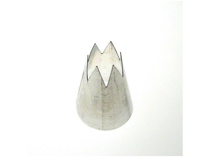 Špička průměr 10 - 6 zubů