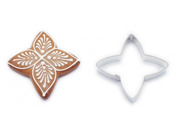 Kříž oblý - kov