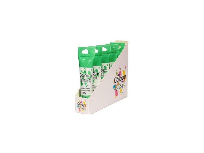Colour Splash jasně zelená 25 g