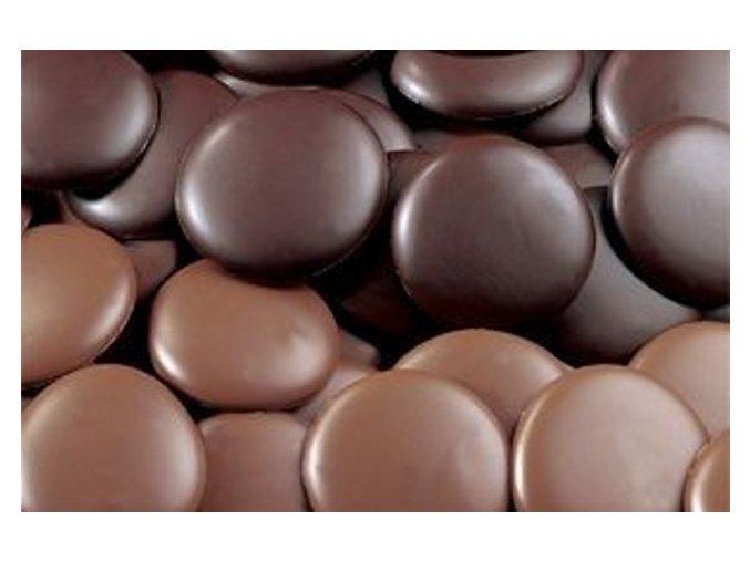 Čokoládová poleva mléčná - pecičky