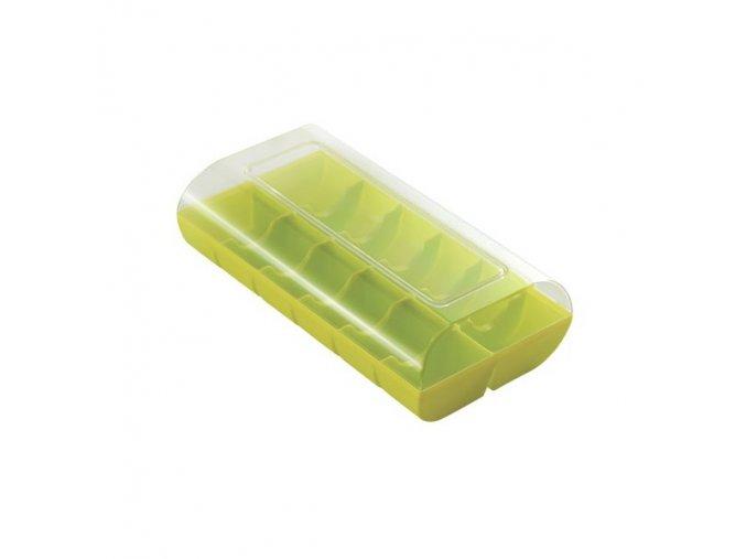 box na makronky 12 ks svetle zeleny