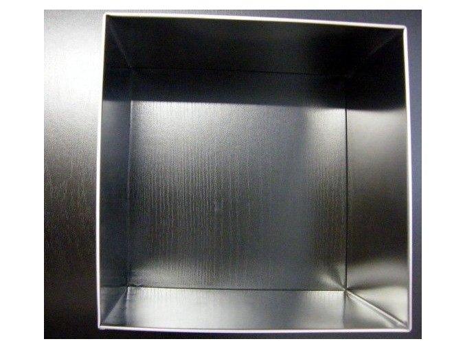Ráfek čtverec 12 cm
