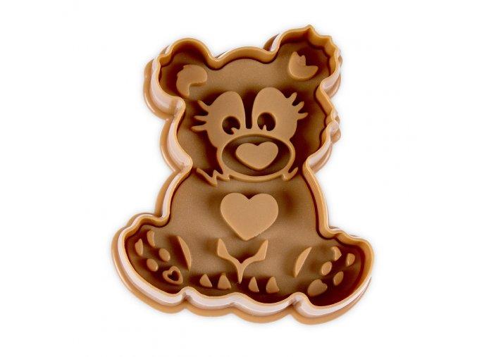 Medvídek - plast