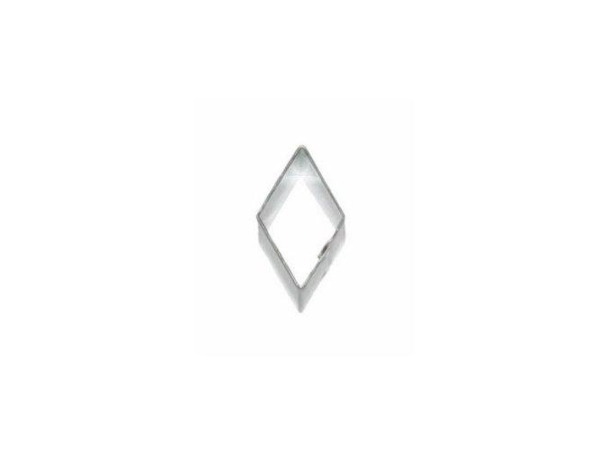 Kosočtvereček - kov