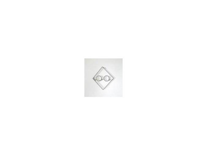 Čtvereček s OO - kov