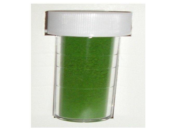 Moss Green - prachová