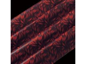 Čokotransfer folie - Červená