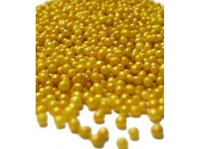 Perličky zlaté - máček