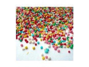 Cukrový máček barevný