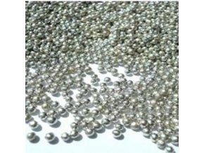 Perličky stříbrné