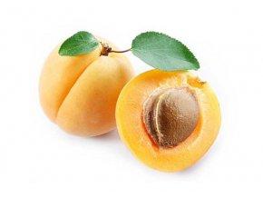 Ovocný gel meruňkový