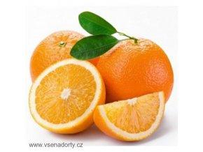 Ochucovací pasta - pomeranč