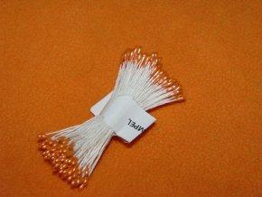 Pestíky oranžové 2mm