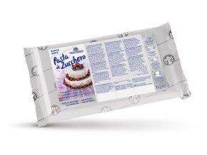 Potahovací hmota Pasta di Zucchero - bílá - 1 kg