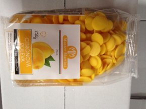 Poleva citron - pecičky