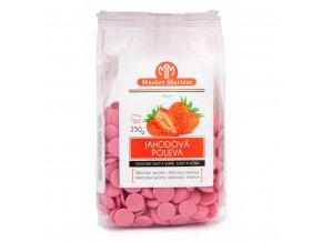 Poleva jahoda - pecičky