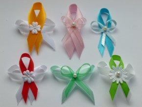 Mašličky střední různé barvy I