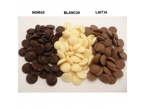 Čokoláda hořká Arabesque 58%