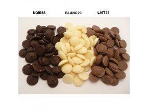 Čokoláda mléčná Arabesque 34%