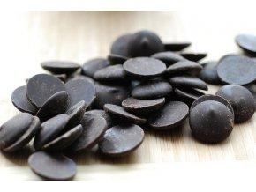 Čokoládová poleva CARLA hořká - pecičky