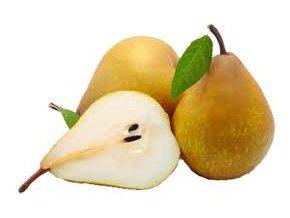Ovocný gel hruškový