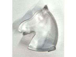 Hlava koně - kov