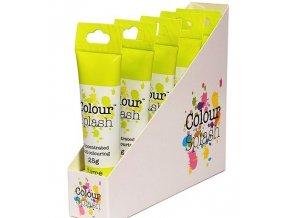 Colour Splash limetka 25 g