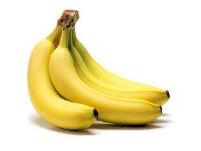 Poleva tuková banán