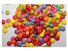 Čokoládové minilentilky