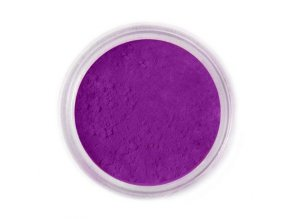 Dekorativní Viola F - prachová - 1,3 g